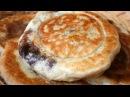 Sweet pancakes (Hotteok: 호떡)