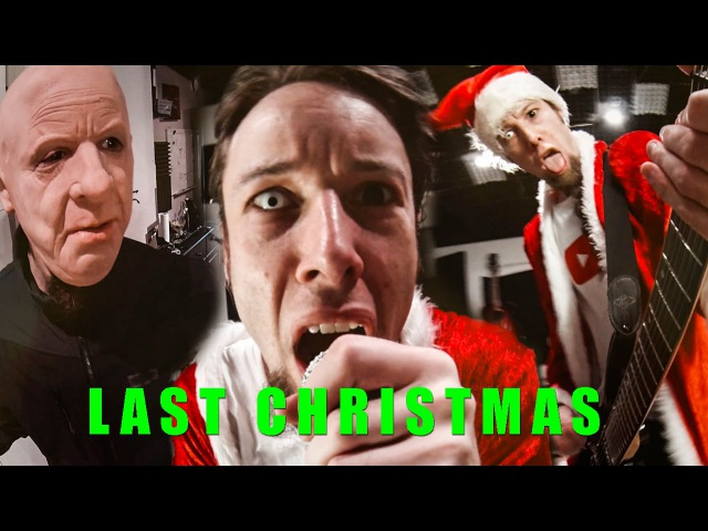Last Christmas (metal cover by Leo Moracchioli)