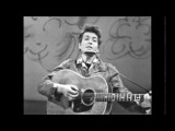 Blowing In The Wind (Live On TV, March 1963)Боб Дилан Нобеля взюЦ !