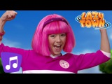 Lazy Town All Together Music Video