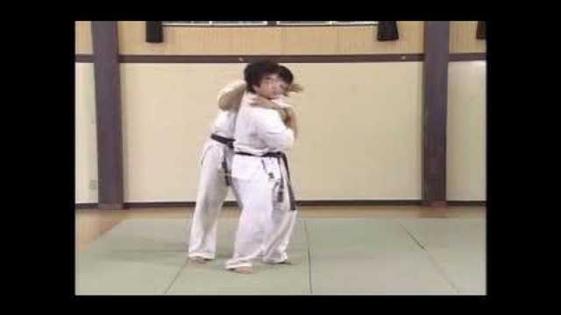 Clinch Techniques from Daido Juku