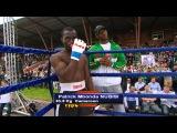 Талыши онлайн - Быстрый нокаут! Джейхун Исаев против десятикратного чемпиона Камеруна. Fightspirit Championship