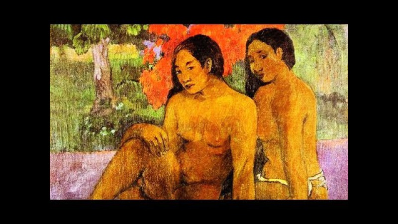 Поль Гоген / Eugene Henri Paul Gauguin. Гении и злодеи.