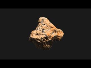 StarCombat asteroid (PBR)