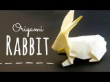 Origami Rabbit, Opus 186 (Robert J. Lang)