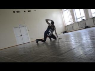 Звезда проекта Танцы Анастасия Вядро провела мастер-класс в Тамбове