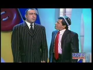 Obid Asomov Karen Avanesyans Interview with UzbekNewYorkTV2010(PART 2)