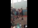Савченко Дмитрий, КМС. Присед 1 подход 220 кг В зачет
