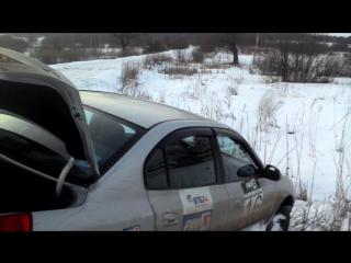 Ралли 1000 Верст / Трос №1