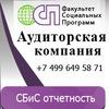 Бухгалтерские услуги и аудит, СБиС отчетность