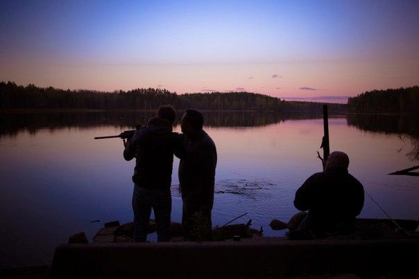 """""""Заветное"""" - база отдыха с рыбалкой в Приозерском районе Ленинградской области."""