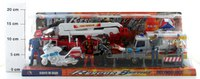 Набор игровой. служба спасения. машины, мотоцикл. арт. 911-75d, Shenzhen Jingyitian Trade Co., Ltd.