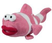 """Поющая игрушка """"розовая рыбка"""", Музыкальные подарки"""