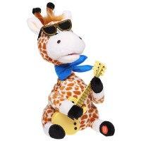 """Поющая игрушка """"влюбленный жираф"""", Музыкальные подарки"""