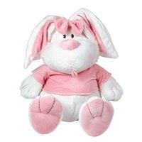 Кролик белый сидячий, 71 см, Gulliver (Гулливер)