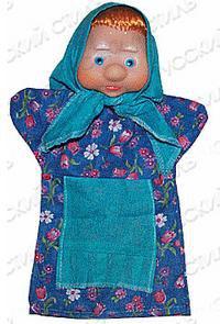Бабка, кукла-перчатка, Русский стиль