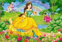 """Пазлы 250 элементов. """"волшебный мир. принцессы на прогулке"""", Канц-Эксмо (Listoff, Unnika Land)"""