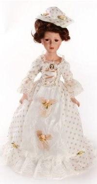 "Кукла фарфоровая ""нэнси"" (16 дюймов), Shantou Gepai"