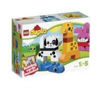 """Конструктор lego """"дупло. весёлые зверюшки"""", LEGO (Лего)"""