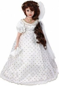 """Кукла фарфоровая """"джульетта"""" (16 дюймов), Angel Collection"""