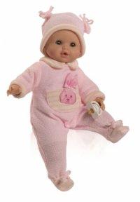 Кукла соня в теплой одежде, 36 см, Paola Reina