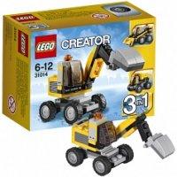 """Конструктор lego """"мощный экскаватор"""", LEGO (Лего)"""