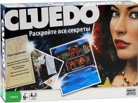 """Настольная игра """"клуэдо. детективная игра"""" (новая версия) (с 9-ти лет), Hasbro (Хасбро)"""