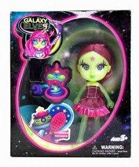 """Кукла """"буни. galaxy elves"""" с питомцем (кукла с красными волосами), Shiner Toys"""
