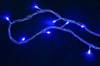 Гирлянда электрическая, 100led (синее свечение), Новогодняя сказка