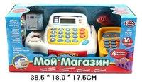 """Электронная касса """"мой магазин"""", Play Smart (Joy Toy)"""