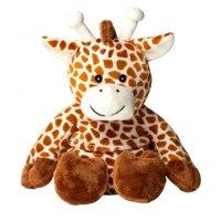 """Игрушка-грелка """"жираф"""", 30 см, Теплые объятия"""
