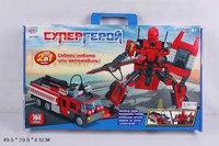 """Конструктор 2 в 1 """"робот-трансформер"""", Play Smart (Joy Toy)"""