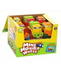 """Машинки """"mini monster wheel"""", Игруша"""