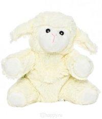 """Мягкая игрушка-грелка """"овечка"""", 30 см, Теплые объятия"""
