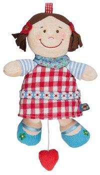 """Музыкальная кукла """"baby glück"""", 18 см, Spiegelburg"""