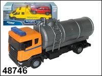 """Машинка """"scania water truck"""". водовоз, Autotime"""