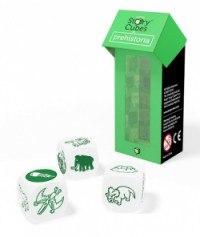 """Игра  """"кубики историй: динозавры"""", дополнительный набор, Rory's Story Cubes"""