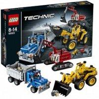 """Конструктор lego """"строительная команда"""", LEGO (Лего)"""