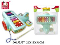 "Ксилофон ""самолет"", S+S Toys"