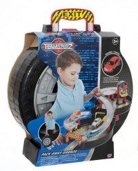 Двухуровневый гараж + 1 машинка, Halsall Toys Internationals