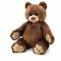 """Коричневый медведь """"гедеон"""" (100 см), Trudi"""