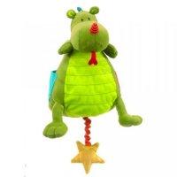 """Музыкальная игрушка """"дракон уолтер"""", Lilliputiens"""