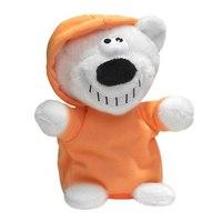 """Интерактивная игрушка """"dj медведь"""", оранжевый, Woody O'Time"""