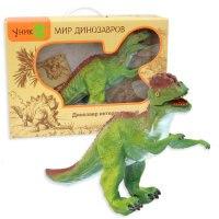 """Динозавр интерактивный """"дилофозавр"""", на батарейках, Уникум"""