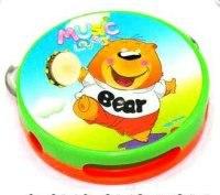 "Бубен детский ""bear"", Shantou Gepai"