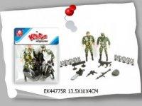 Набор солдатиков №4, S+S Toys
