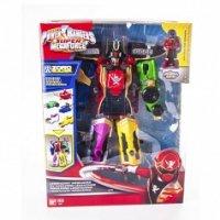 "Трансформер  ""супер мегазорд 1-ый"", Power Rangers"