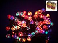 Гирлянда электрическая, 640 см, разноцветная (арт. n6860049), Monte Christmas
