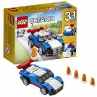 """Конструктор lego """"синий гоночный автомобиль"""", LEGO (Лего)"""