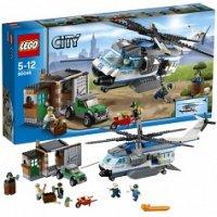 """Игрушка """"город вертолётный патруль"""", LEGO (Лего)"""